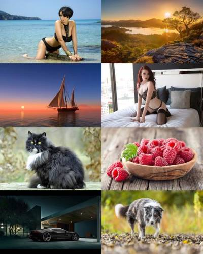 Wallpapers Mix №687