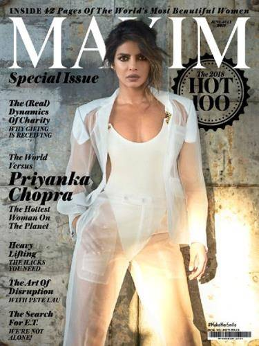 Maxim India - June-July 2018