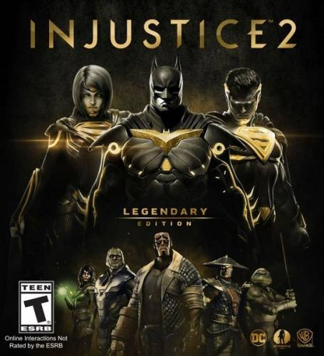 Injustice™ 2 - LEGENDARY EDITION (2017/RUS/ENG/MULTi8/RePack by xatab)