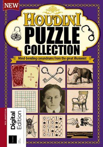 Tim Dedopulos - Houdini Puzzle Collection