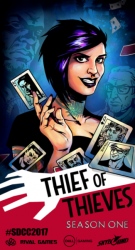 Thief of Thieves: Season One (2018/ENG)