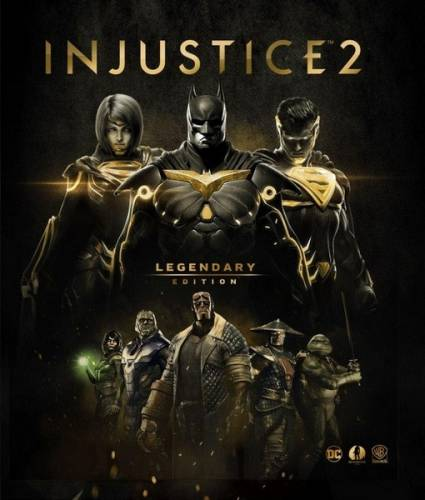 Injustice 2: Legendary Edition (2017/RUS/ENG/Multi/RePack by xatab)