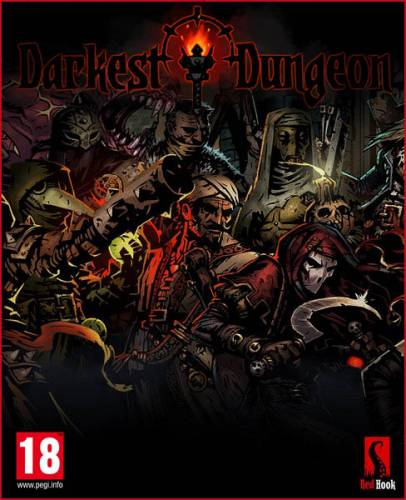 Darkest Dungeon (2016-2018/RUS/ENG/License GOG)