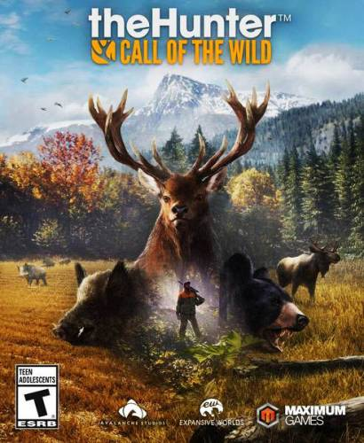 theHunter: Call of the Wild (2017/RUS/ENG/RePack)