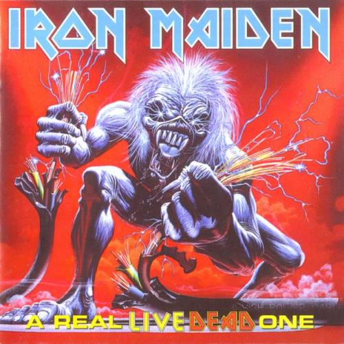 Iron Maiden - A Real Live Dead One (1998)