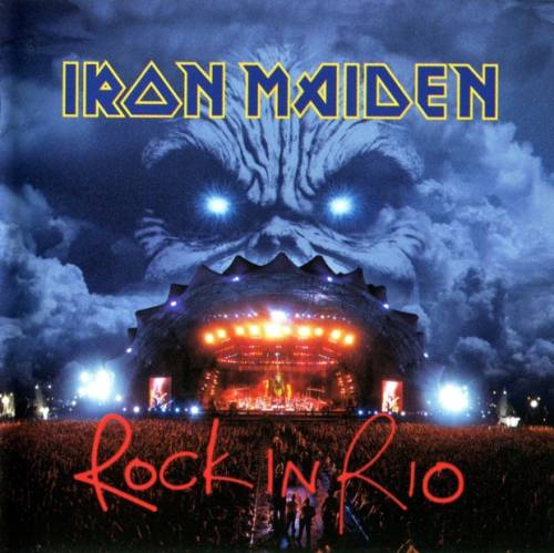 Iron Maiden - Rock In Rio (Japanese Edition) (2002)
