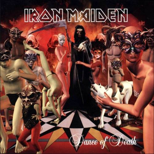 Iron Maiden - Dance Of Death (Japanese Edition) (2003)