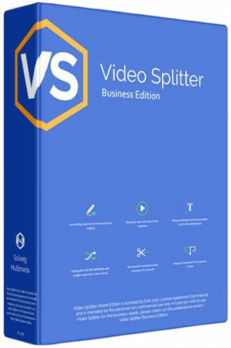 SolveigMM Video Splitter 6.1.1811.15  Business Edition