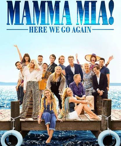 Mamma Mia! 2 / Mamma Mia! Here We Go Again (2018/BDRip/720p/1080p/HDRip)