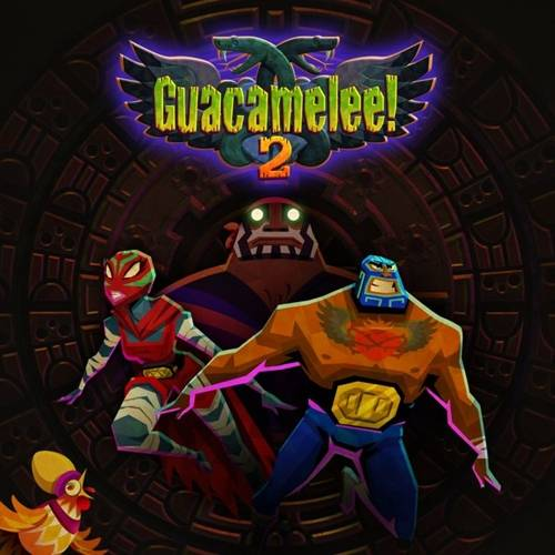 Guacamelee! 2 (2018/RUS/ENG/MULTi9)