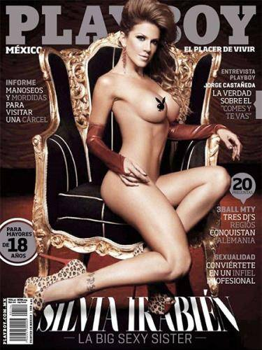 Playboy Mexico - Abril 2012