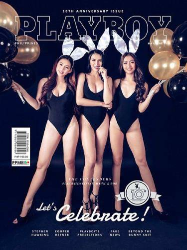 Playboy Philippines - May-June 2018