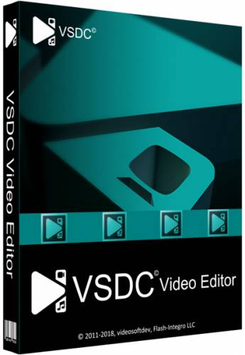 VSDC Video Editor Pro 6.3.1.938/939 (2019/MULTI/RUS)