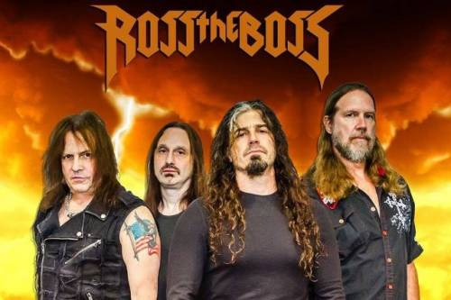 Ross The Boss - Discography (2008-2018) (Lossless + mp3)