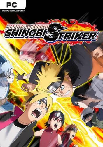 NARUTO TO BORUTO: SHINOBI STRIKER (2018/RUS/ENG/MULTi12)