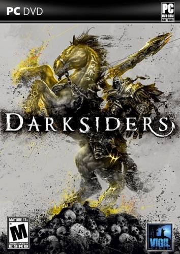Darksiders: Warmastered Edition (2016/RUS/ENG/MULTi/RePack by xatab)