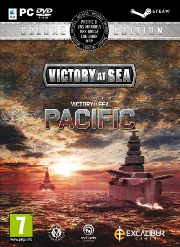 Victory At Sea Pacific (2018/RUS/ENG/MULTi6/RePack)