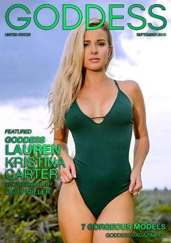 Goddess USA - September 2018