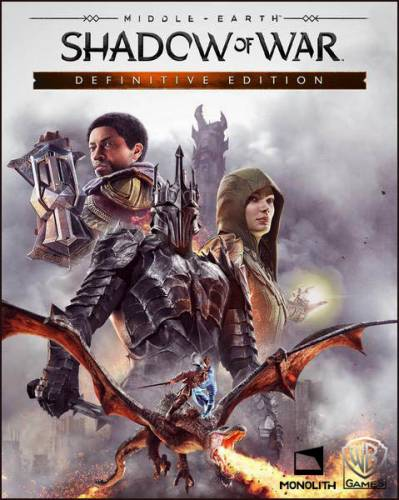 Middle-earth: Shadow of War (2018/RUS/ENG/Multi)