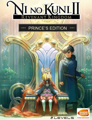Ni no Kuni II: Revenant Kingdom - The Prince's Edition (2018/RUS/ENG/Multi/RePack by xatab)