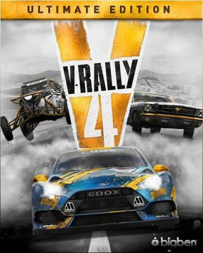 V-Rally 4: Ultimate Edition (2018/RUS/ENG/Multi/RePack by R.G. Catalyst)