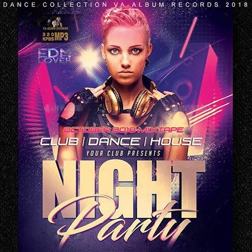 Night Party: Your Club Presents (2018)