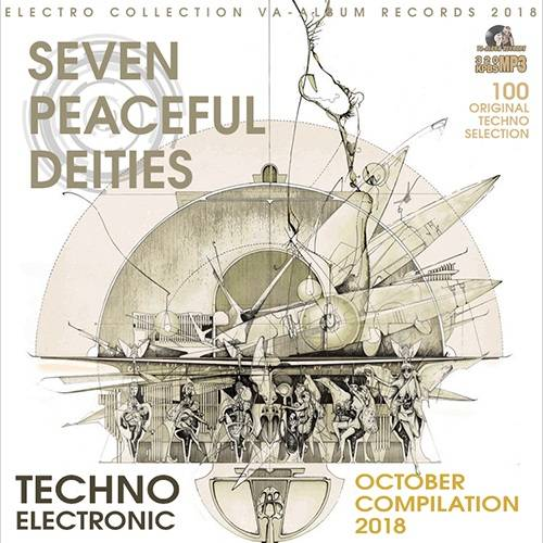 Seven Peaceful Deities: Techno Electronic Set (2018)