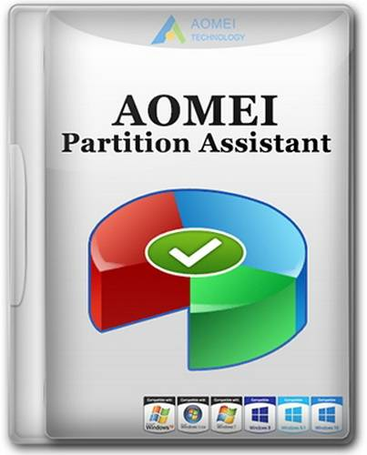 AOMEI Partition Assistant Technician 8.1 RePack/Portable by elchupacabra