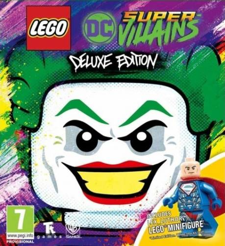 LEGO® DC Super-Villains Deluxe Edition (2018/RUS/ENG/MULTi/RePack by xatab)