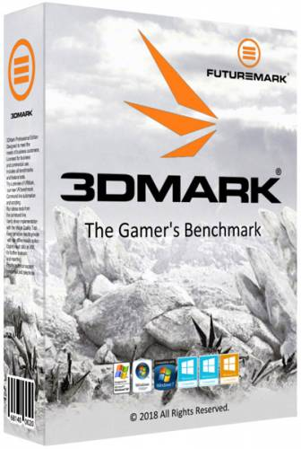 Futuremark 3DMark 2.8.6528 Advanced / Professional