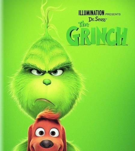 Гринч / The Grinch (2018/TS)