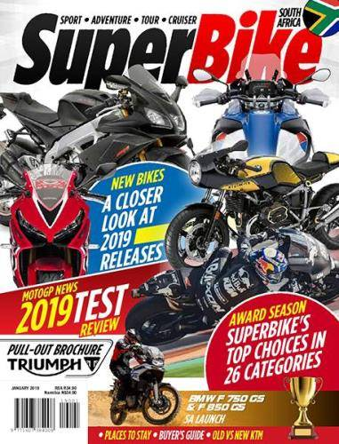 SuperBike South Africa - January 2019