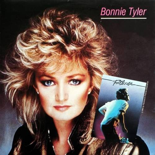 Bonnie Tyler - Discography (1977-2017)