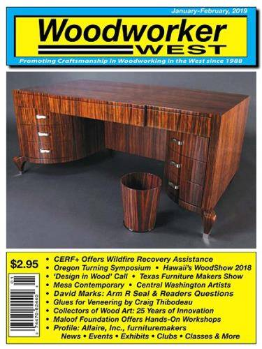 Woodworker West - January-February 2019
