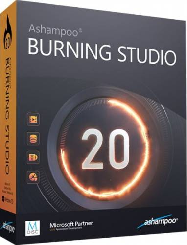Ashampoo Burning Studio 20.0.3.3 Final + Portable
