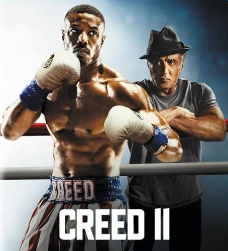 Крид 2 / Creed II (2018/BDRip/720p/1080p/HDRip)