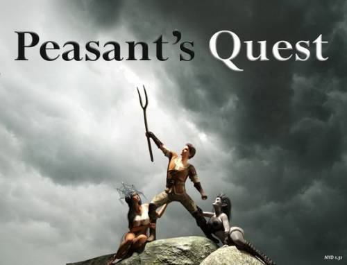 Peasant's Quest v.1.32 + CG-Rip v1.31 (2018/PC/EN)