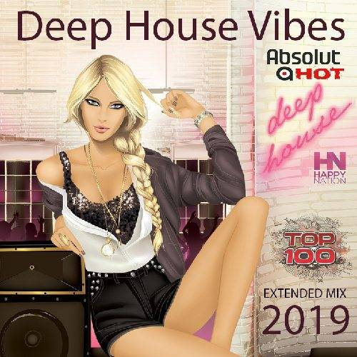 Deep House Vibes: Absolut Hot (2019)