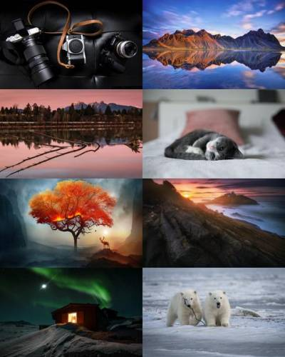 Wallpapers Mix №727