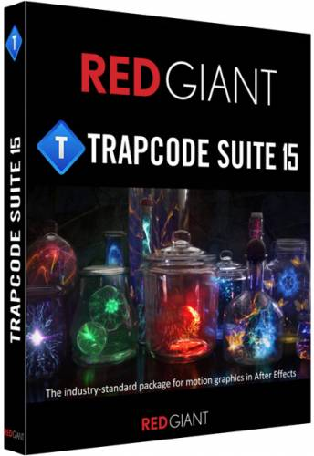 Red Giant Trapcode Suite 15.0.1 (2019/ENG)