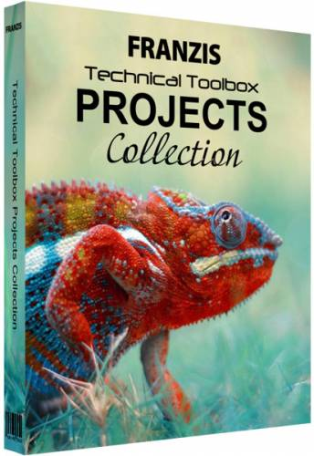 Franzis Technical Toolbox Projects Collection 1.0.0 + Rus + Portable