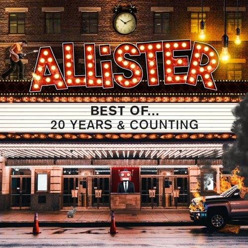 Allister -  Best Of 20 Years & Counting (2019)