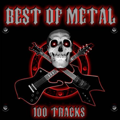Best of metal 100 Hits (2019)