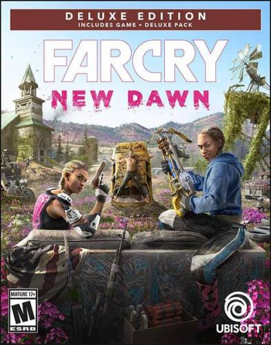 Far Cry: New Dawn. Deluxe Edition (2019/RUS/ENG/MULTi)