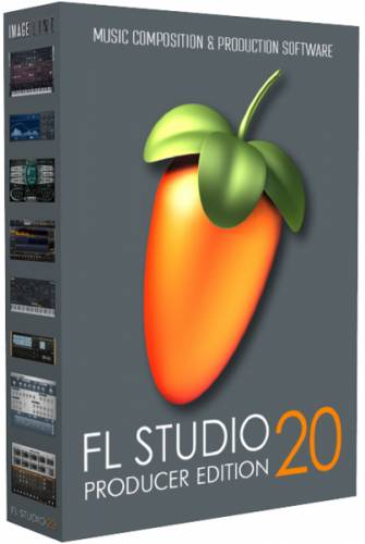 FL Studio Producer Edition 20.1.2 Build 887 (2019/ENG)