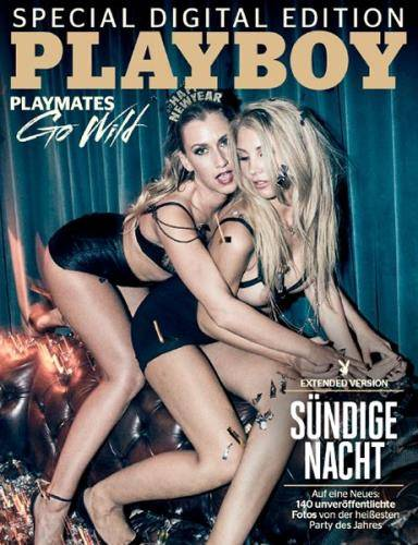 Playboy Germany Special Edition - Playmates Go Wild 2017