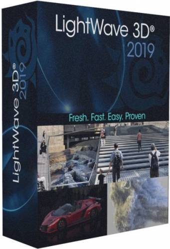 NewTek LightWave 3D 2019.0.2 Build 3116 (2019/ENG)