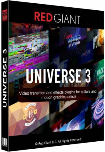 Red Giant Universe 3.0.2 (2019/ENG)