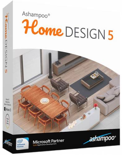 Ashampoo Home Design 5.0.0 + Portable