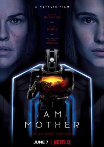 Дитя робота / I Am Mother (2019/WEB-DLRip)